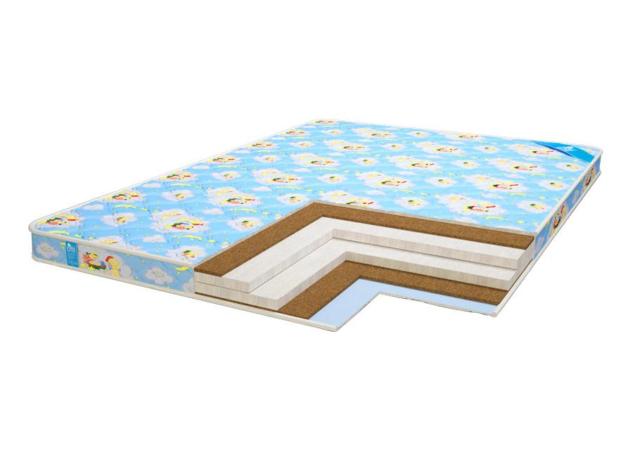 Матрас в кровать для новорожденных